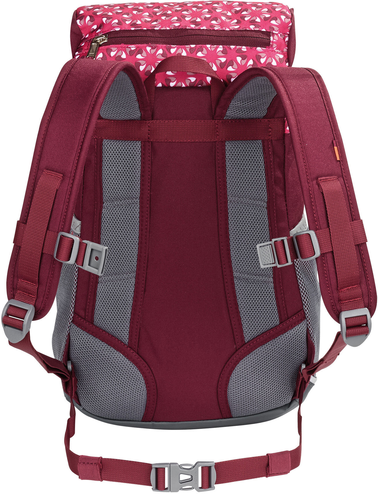 VAUDE Kids Puck 10 Backpack grenadine - addnature.com 1125100b6712c